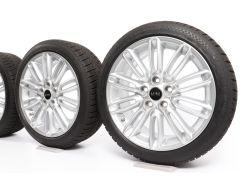 MINI Winter Wheels F55 F56 F57 17 Inch Styling Tentacle Spoke 500