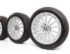 BMW Winter Wheels 5 Series G30 G31 18 Inch Styling 619 Multi-Spoke