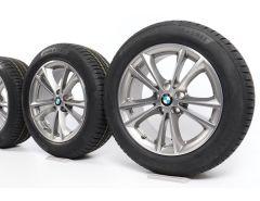 BMW Winter Wheels 5 Series G30 G31 17 Inch Styling 631 V-Speiche