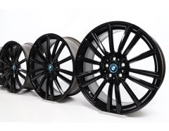 BMW Alloy Rims i8 I12 I15 20 Inch Styling 516 Radial-Spoke