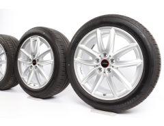 MINI Summer Wheels F60 Countryman 18 Inch Styling JCW Grip Spoke 815