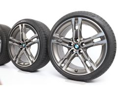 BMW Summer Wheels 1 Series F40 2 Series F44 18 Inch Styling 556 M Doppelspeiche