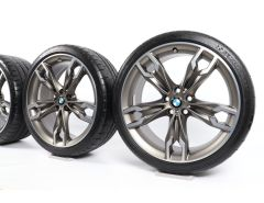 BMW Winter Wheels 5 Series G30 G31 20 Inch Styling 668 M Doppelspeiche