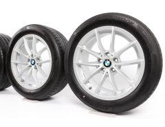 BMW Velgen met Zomerbanden Z4 G29 17 Inch Styling 768 V-Speiche