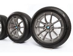 BMW Winter Wheels Z4 G29 17 Inch Styling 768 V-Speiche