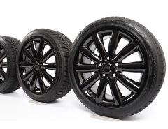 MINI Velgen met Winterbanden F55 F56 F57 17 Inch Styling Cosmos Spoke 499
