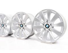 BMW Alufelgen 3er F30 F31 4er F32 F33 F36 17 Zoll Styling 413 V-Speiche