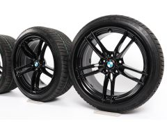 BMW Winter Wheels M3 F80 M4 F82 F83 19 Inch Styling 641 M Doppelspeiche