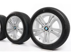 BMW Winter Wheels 3 Series F30 F31 4 Series F32 F33 F36 17 Inch Styling 392 Doppelspeiche