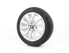 BMW Summer Wheels 3 Series F30 F31 4 Series F32 F33 F36 17 Inch Styling 413 V-Speiche