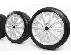MINI Winter Wheels F55 F56 F57 17 Inch Styling Cosmos Spoke 499