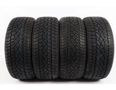 4x Dunlop SP Wintersport 3D* Winterreifen 245 45 R18 100V NEU!