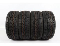 4x Dunlop SP Wintersport 3D* Winterreifen 225 45 R17 91H NEU!