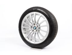 BMW Winterkompletträder 5er G30 G31 6er G32 7er G11 G12 18 Zoll Styling 619 Vielspeiche