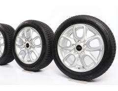 MINI Winter Wheels F55 F56 F57 16 Inch Styling Loop Spoke 494