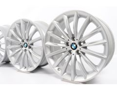BMW Alloy Rims 5 Series G30 G31 19 Inch Styling 633 Multi-Spoke