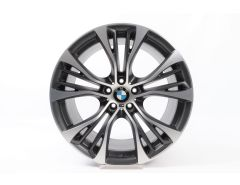 BMW Alloy Rim X5 F15 X6 F16 21 Inch Styling 599 M Double-Spoke