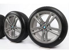 BMW Winter Wheels 2 Series F45 F46 18 Inch Styling 486 M Doppelspeiche