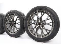 Borbet Summer Wheels X3 G01 X4 G02 20 Inch Styling BY Cross-Spoke