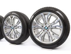 BMW All-Season Wheels X1 F48 X2 F39 18 Inch Styling 566 Y-Spoke