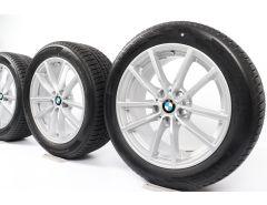 BMW Velgen met Winterbanden 3 Serie G20 G21 4 Serie G22 17 Inch Styling 778 V-Speiche