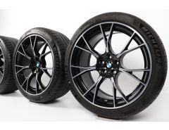 BMW Summer Wheels M5 F90 20 Inch Styling 789 M Double-Spoke