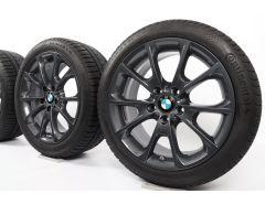 BMW Winter Wheels 3 Series F30 F31 4 Series F32 F33 F36 18 Inch Styling 398 Y-Speiche