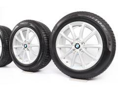 BMW Winter Wheels X1 F48 X2 F39 17 Inch Styling 683 V-Speiche