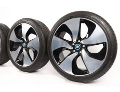 BMW Summer Wheels i8 I12 I15 20 Inch Styling 444 Turbinenstyling