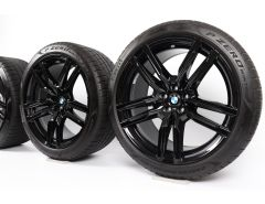 BMW Winter Wheels X5M F95 X6M F96 21 Inch Styling 808 M Doppelspeiche