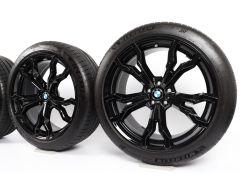BMW Summer Wheels X3M F97 X4M F98 21 Inch Styling 765 M V-Spoke