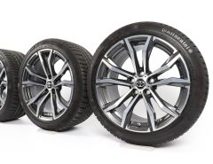 Toyota Winter Wheels Supra MK5 18 Inch Styling 761 V-Speiche