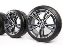BMW Velgen met Zomerbanden Z4 G29 18 Inch Styling 798 M Dubbelspaak