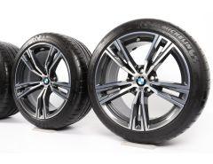 BMW Sommerkompletträder Z4 G29 18 Zoll Styling 798 M Doppelspeiche