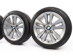BMW Winter Wheels 1 Series F20 F21 2 Series F22 F23 17 Inch Styling 655 Doppelspeiche