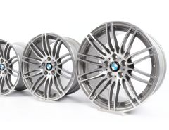 4x BMW Alloy Rims 5 Series E60 19 Inch Styling 269 Doppelspeiche