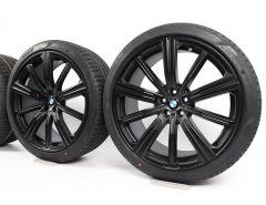 BMW Summer Wheels X5 G05 X6 G06 22 Inch Styling 749 M Sternspeiche