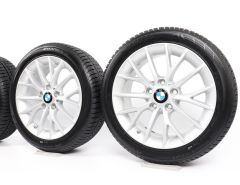 BMW Winter Wheels 1 Series F20 F21 2 Series F22 F23 17 Inch Styling 380 Y-Speiche