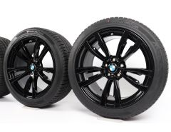 BMW Winter Wheels X5 F15 X6 F16 20 Inch Styling 469 M Doppelspeiche