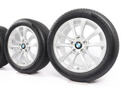 BMW Winter Wheels 3 Series F30 F31 4 Series F32 F33 F36 17 Inch Styling 395 V-Spoke
