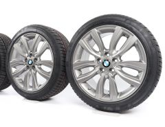 BMW Winter Wheels 2 Series F45 F46 18 Inch Styling 485 V-Spoke