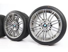 BMW Sommerkompletträder 5er E60 19 Zoll Styling 269 Doppelspeiche