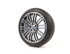 BMW Winter Wheels 5 Series G30 19 Inch Styling 664 M Doppelspeiche