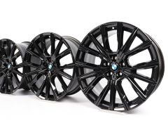 BMW Alloy Rims 6 Series G32 7 Series G11 G12 20 Inch Styling 817 M Star-Spoke