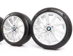 BMW Winter Wheels 3 Series F30 F31 F34 4 Series F32 F36 18 Inch Styling 415