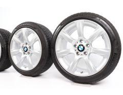 BMW Winter Wheels 3 Series F30 F31 F34 4 Series F32 F33 F36 18 Inch Styling 396 Sternspeiche