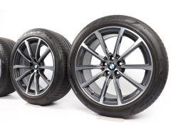 BMW Summer Wheels 6 Series G32 7 Series G11 G12 19 Inch Styling 685 V-Speiche