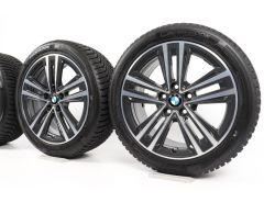 BMW Winter Wheels 1 Series F40 2 Series F44 17 Inch Styling 548 Doppelspeiche