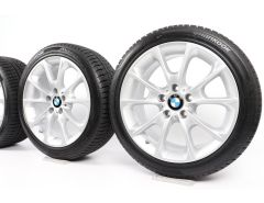 BMW Winter Wheels 3 Series F30 F31 4 Series F32 F33 F36 18 Inch Styling 398 Y-Speiche