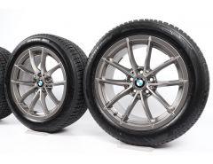 BMW Velgen met Winterbanden Z4 G29 17 Inch Styling 768 V-Speiche